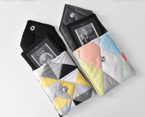 pochette en tissus pour lisseuse