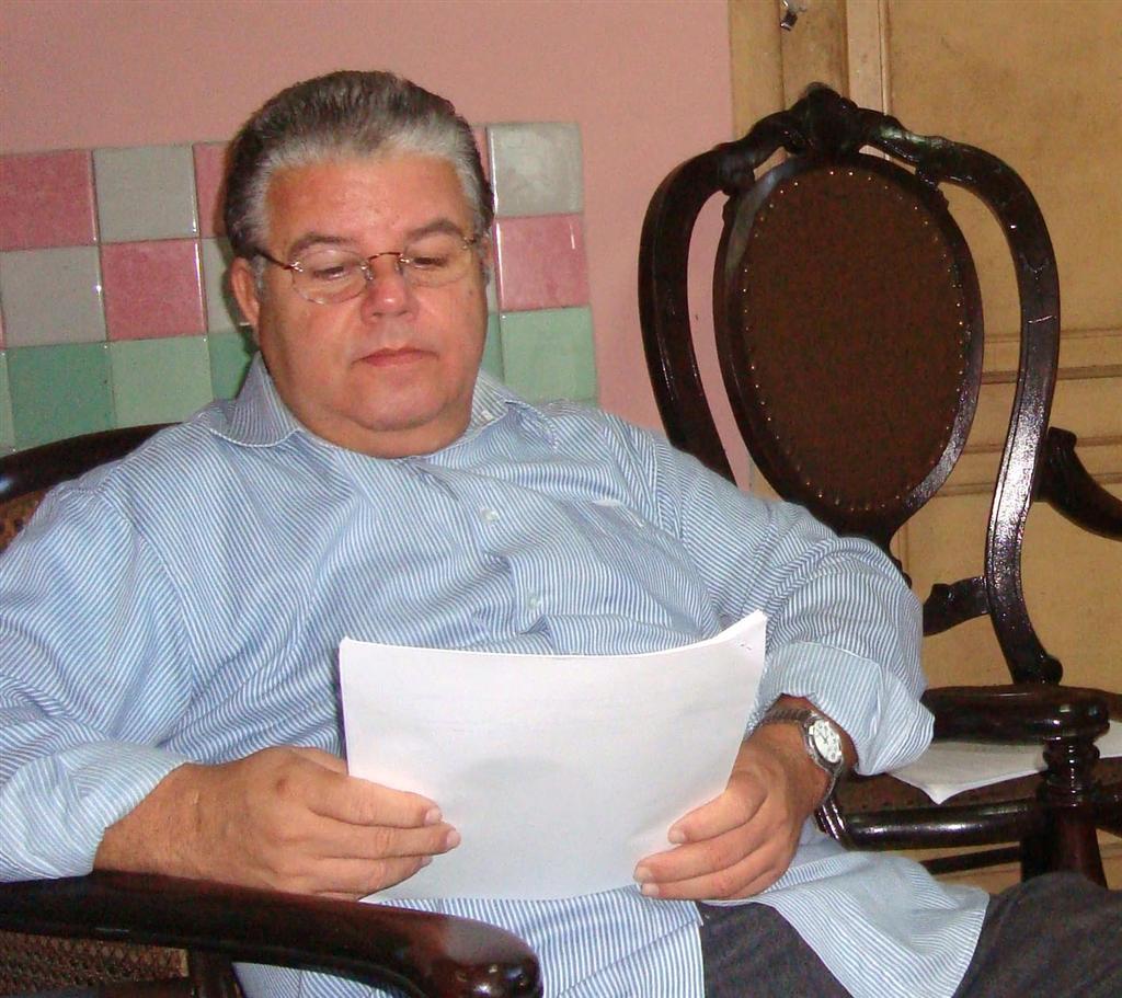 Sacerdote José Conrado Rodríguez Alegría