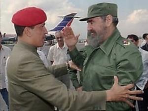 Hugo Chavez Fidel Castro S Bet Iván S File Cabinet