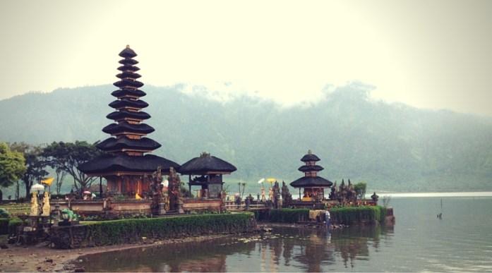 Bali - Ulun Danu Bratan