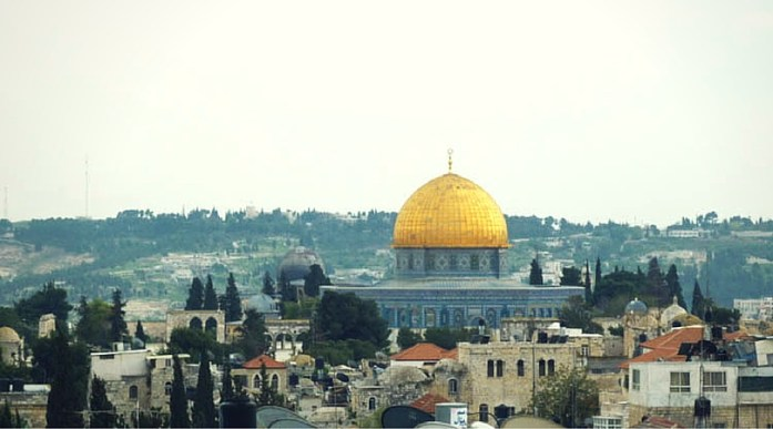 Al Aqsa Mosque, Jerusalem, Israel