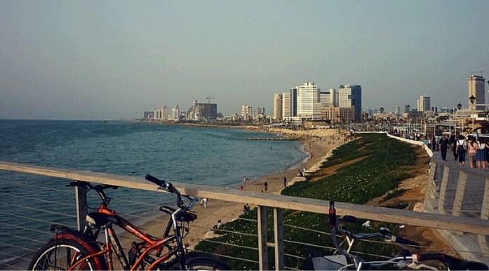Tel Aviv - Jaffa Promenade, Israel