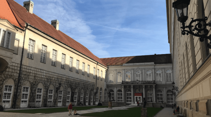 Münchener Residenz