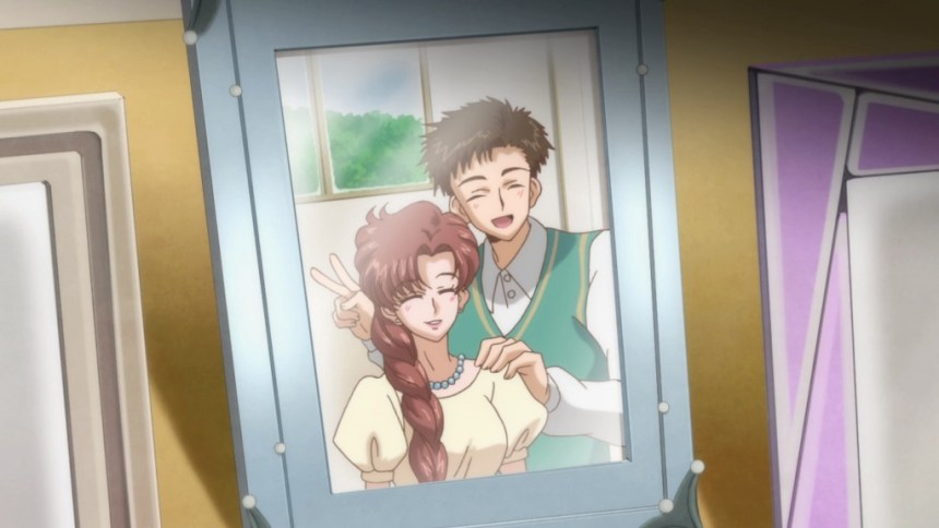 Makoto's Parents (Act 5; Sailor Moon Crystal)