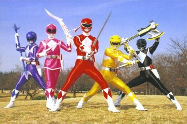 Mighty Morphin Power Rangers