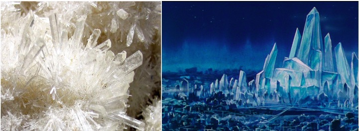Naturally Occurring Selenite and Crystal Tokyo