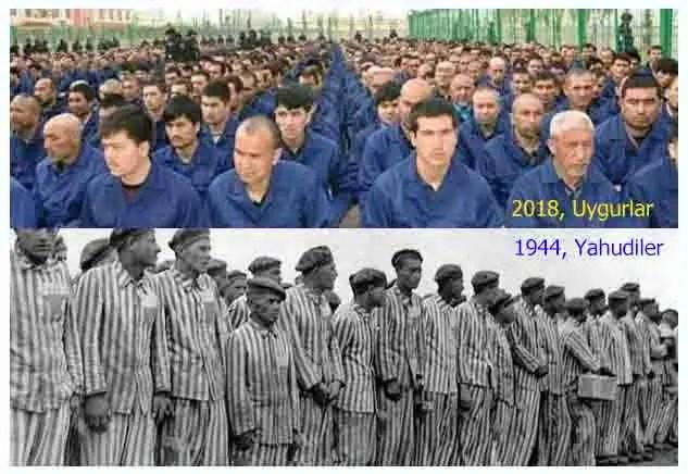 İsrail, Çin'in toplama kamplarını kıskandı | | Uygur Haber