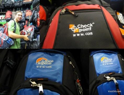 Caveat emptor! Backpack Shopping in Bangkok
