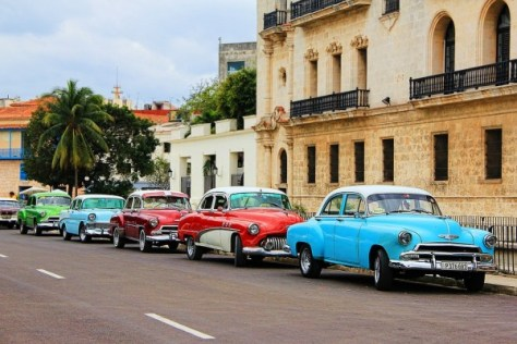 I need to visit Cuba before it changes - the clock is ticking!