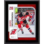 "Damon Severson New Jersey Devils Fanatics Authentic 10.5"" x 13"" Sublimated Player Plaque"