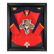 Florida Panthers Fanatics Authentic (1993-2016) Black Framed Logo Jersey Display Case