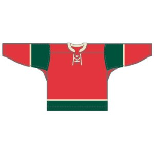 Minnesota 15000 Gamewear Jersey (Uncrested) - Third