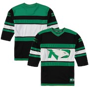 North Dakota Colosseum Youth Open Net II Hockey Sweater Jersey - Black