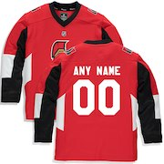 Ottawa Senators Fanatics Branded Youth Home Replica Custom Jersey - Red