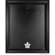 Toronto Maple Leafs (2016-Present) Black Framed Logo Jersey Display Case