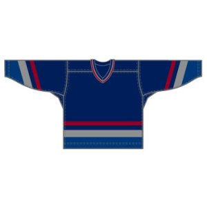 Vancouver 15000 Gamewear Jersey (Uncrested) - Team Color