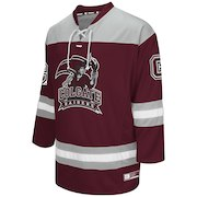 Colgate Raiders Colosseum Hockey Jersey - Maroon -