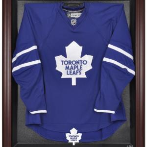 Toronto Maple Leafs (1970-2016) Mahogany Jersey Display Case