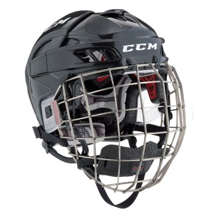 CCM Fit Lite Hockey Helmet Combo