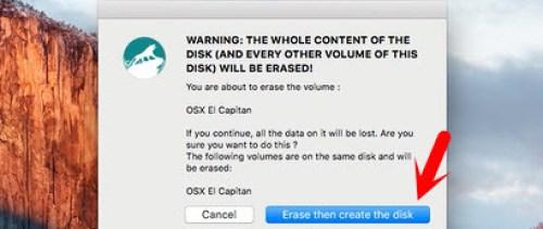 Erase the Flash Drive