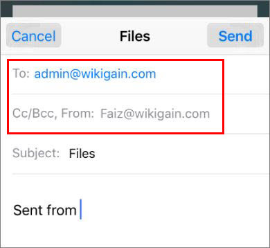 how to send all emails to another account in gmail