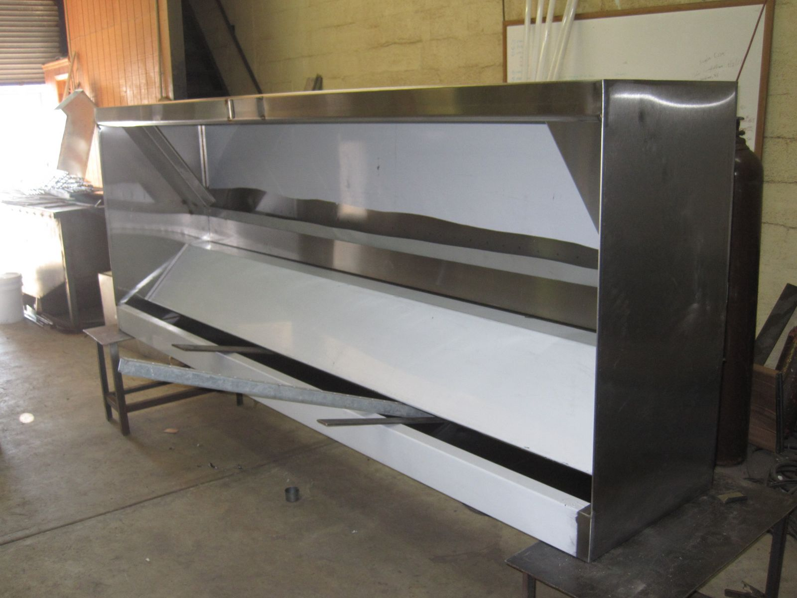hight resolution of commercial kitchen hood installations