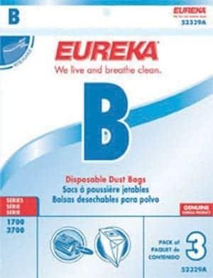 Eureka B Bags - 3pk