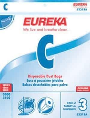 Eureka C Bags - 3pk