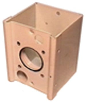 SURFACE MOUNT BOX for INLETS