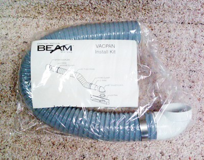 Beam VacPan INSTALL KIT