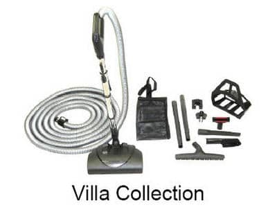 "VILLA Central Vac ""Ensemble"" Kit w/35' Hose"