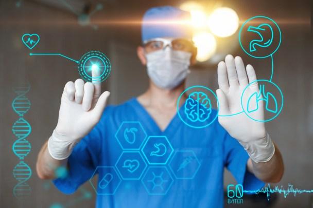 Digitalisering av helsesektoren