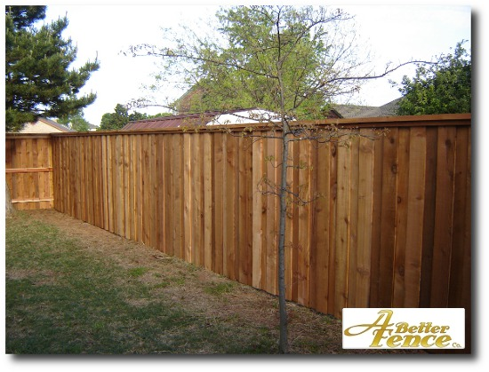 Types Wood Posts Fence