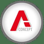 Logo von A-CONCEPT SECURA GmbH & Co. KG