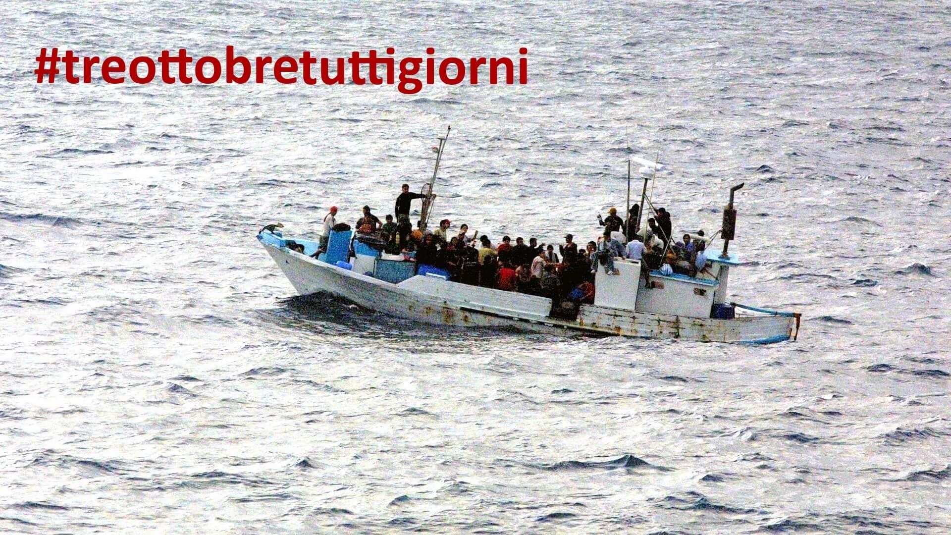 Permalink to: Il naufragio del diritto internazionale: ancora vittime per abbandono nel Mediterraneo centrale