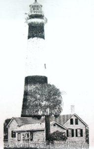 Shakertown White Tybee Lighthouse