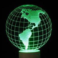 AD Laser Images - Globe NA 2