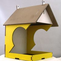 AD Laser Images - birdhouse 4