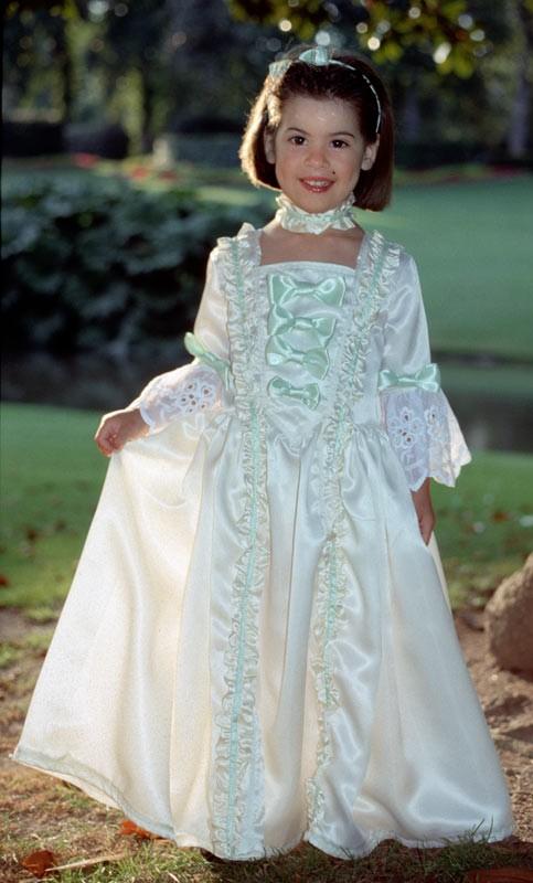 Patron couture robe de marquise princesse 45678910