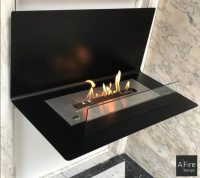 Wall Mounted Ethanol Fireplace  News about Decoration Trends