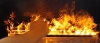 Smart Fireplace News: Ethanol Burner Insert & 3D Water