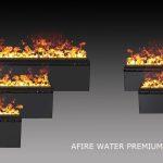 Wie Man Einen Elektrischen 3d Wasserdampf Kamin Installiert Afire