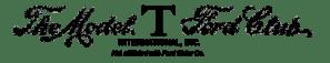 Model T Ford Club International