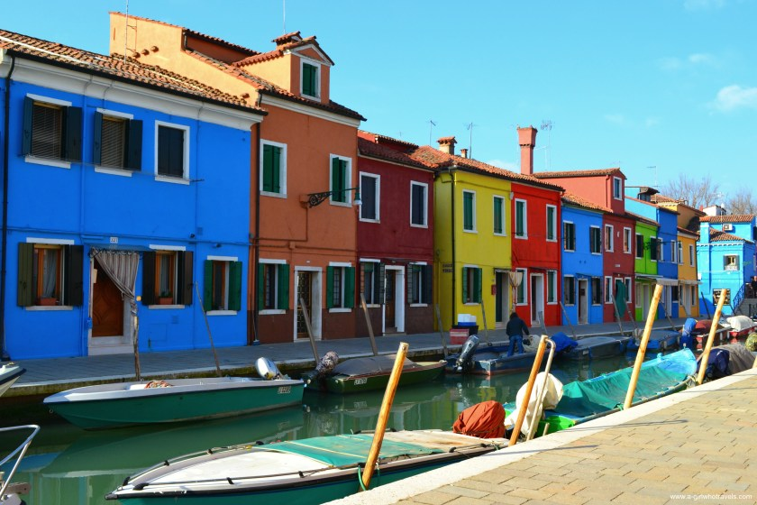 Burano color, things to do in Burano, Italy