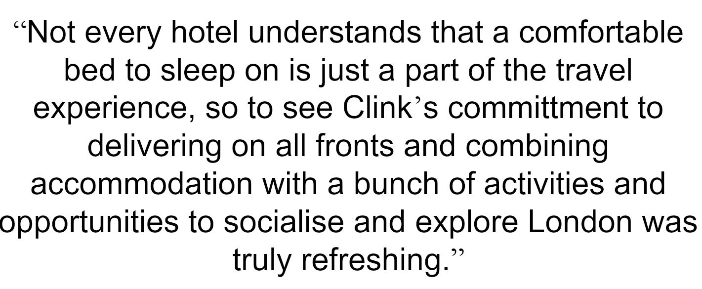 Clink78 Hostel review A Girl Who Travels