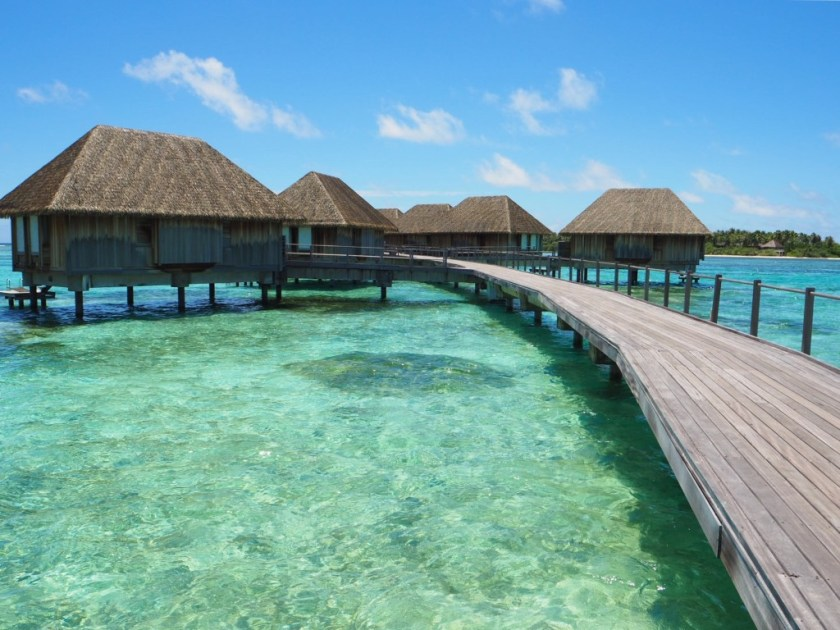 Club Med Kani, overwater villas in the maldives