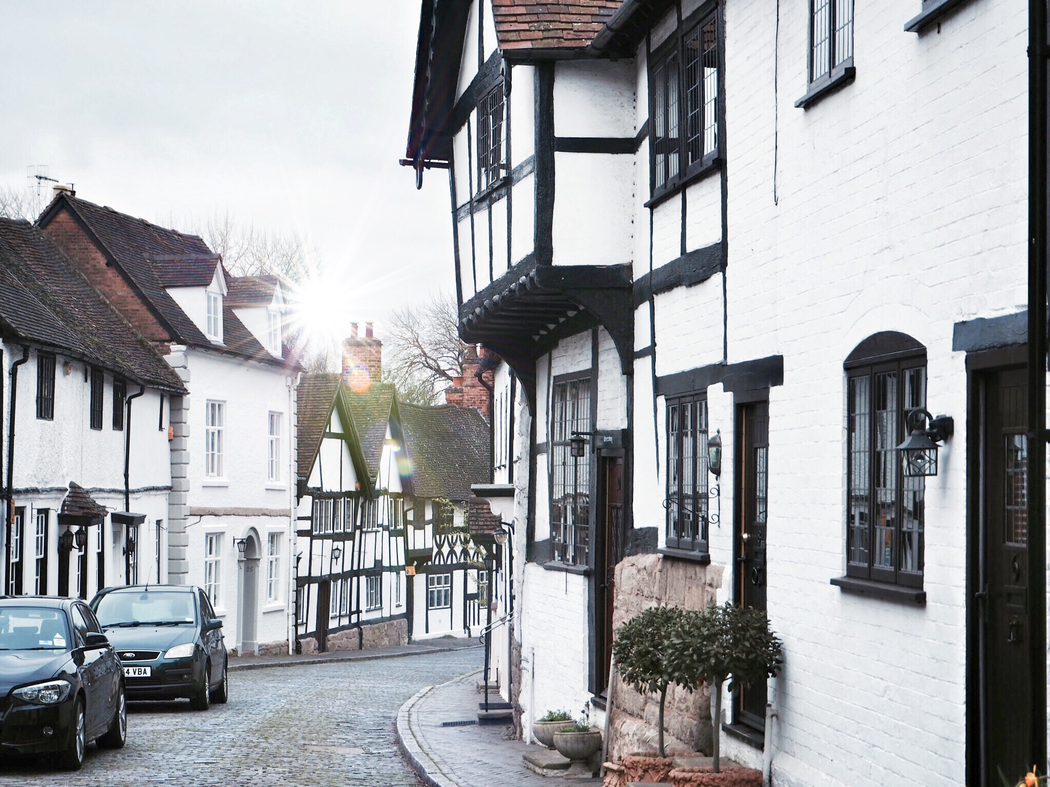Tudor houses in Warwick, things to do in Warwick