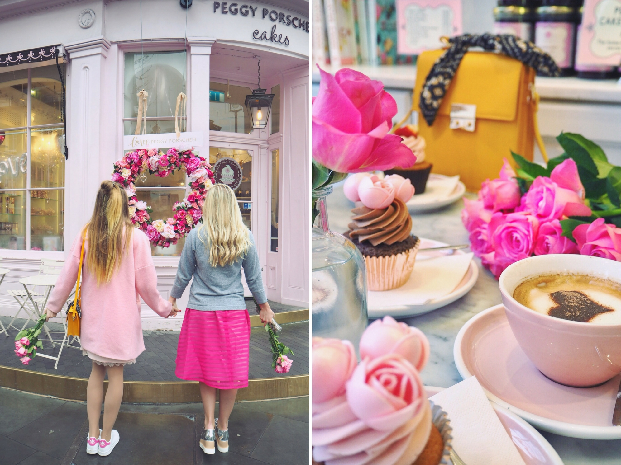 Peggy Porschen, London's Most Instagrammable Cafe