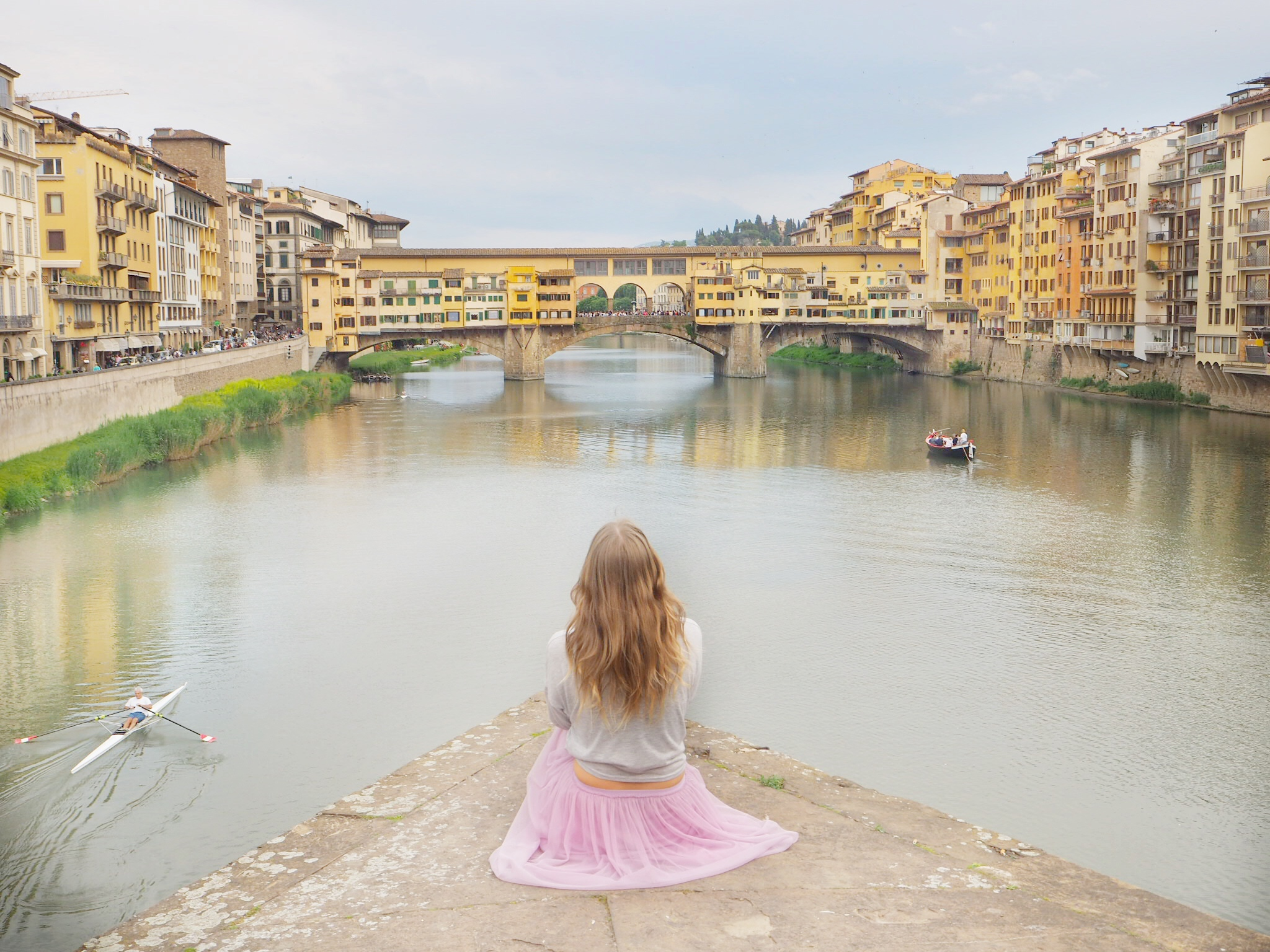 Best places to take photos in Florence, Italy, Ponte Vecchio