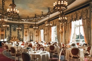Dinnner at the Ritz - review